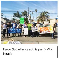 Peace Club Report Millikan High School