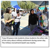 Tracy High School Peace Club